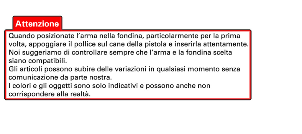 Eattenzione (Warnings)